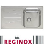 View Item Reginox Diplomat 1.0 Stainless Steel Inset Kitchen Sink